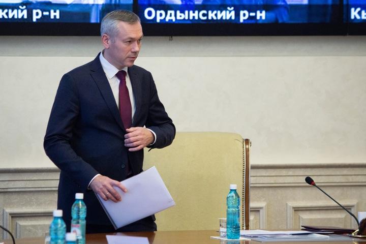 Губернатор-единоросс поддержал выдвижение коммуниста в мэры Новосибирска