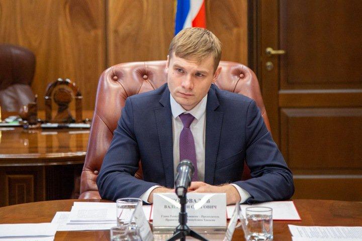 «МРСК Сибири» возвращает электроэнергию в города Хакасии под личные гарантии губернатора Коновалова