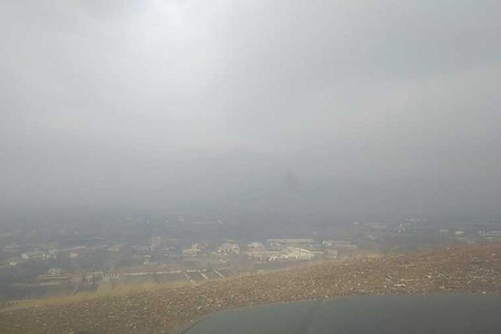 Степные палы добрались до жилья в Хакасии