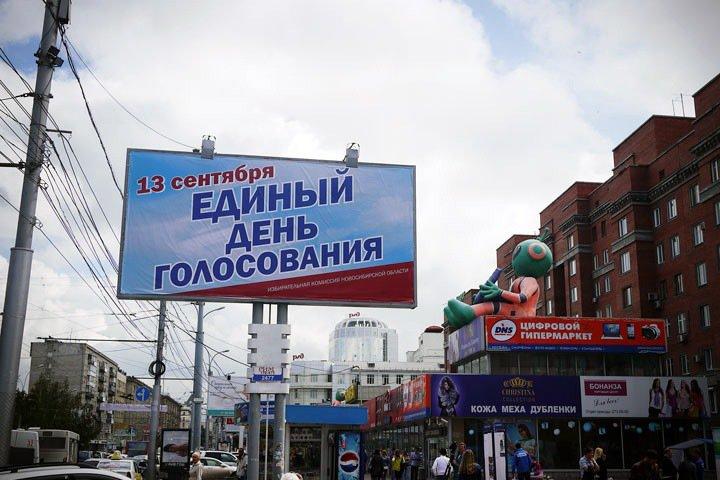 Единороссы и чиновники новосибирского облправительства поддержали отмену выборов депутатов