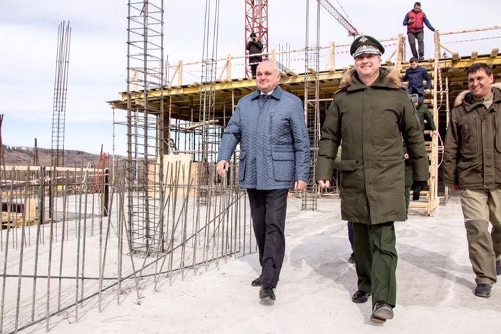 Глава Кузбасса заработал больше 70 млн за год