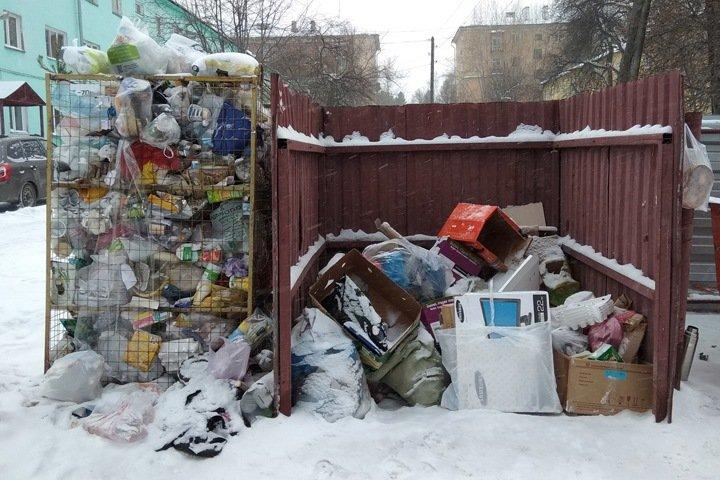 Росприроднадзор подал в суд на омского мусорного оператора