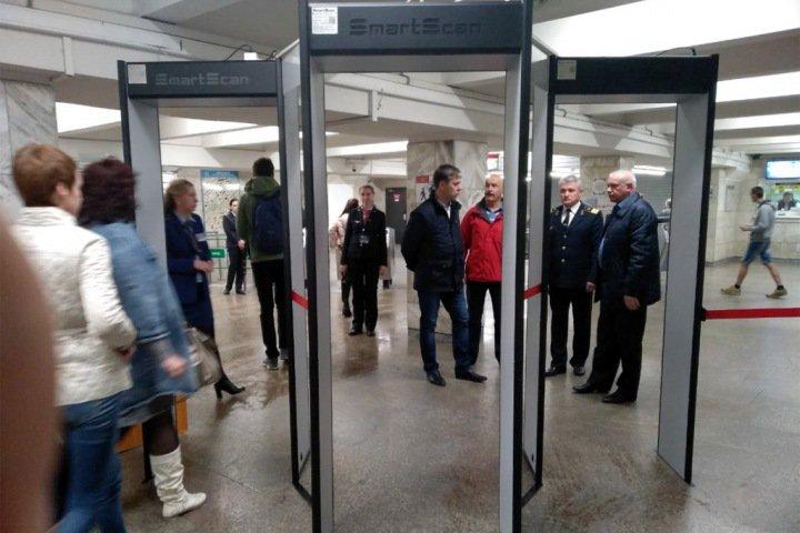Новосибирский метрополитен повысил безопасность