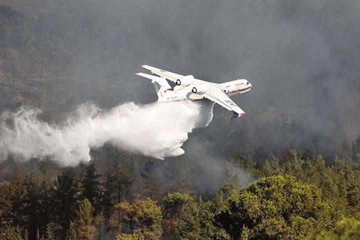 Искусственный дождь вызовут в Иркутской области для тушения лесных пожаров
