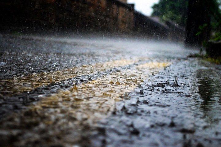 Дожди с градом надвигаются на Новосибирскую область