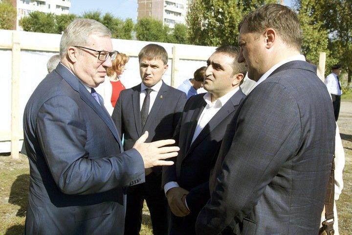 Толоконский прокомментировал планы на участие в выборах