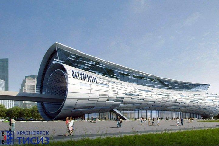 Красноярцы показали эскизы своего будущего метро