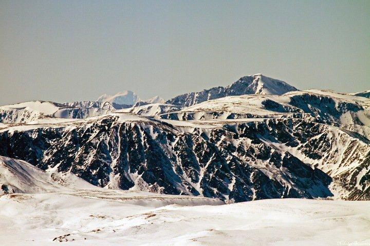 Тургруппа из Новосибирска попала под лавину в Горном Алтае