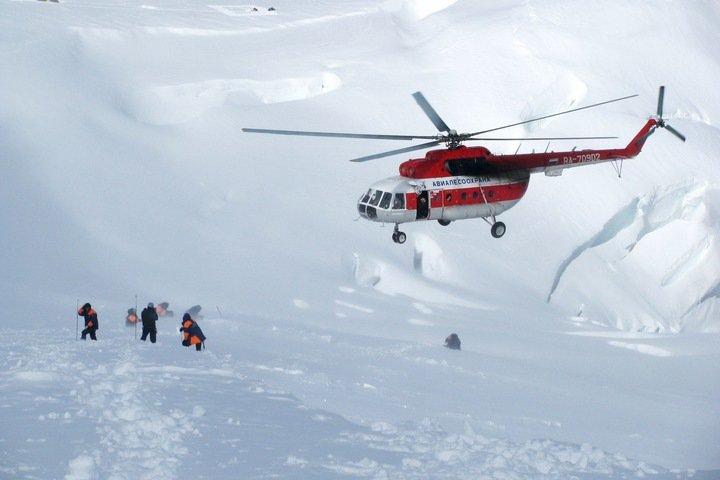 Поиски попавших под лавину новосибирских туристов приостановлены. Найдены погибшими пять человек