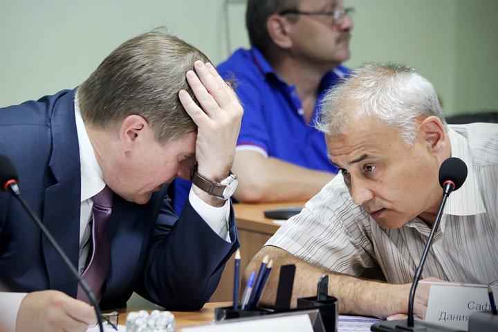 Вице-мэр Новосибирска по городскому хозяйству ищет новую работу