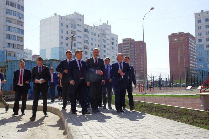 Власти Новосибирска пообещали открыть новые школы к началу учебного года