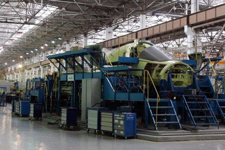 Источники: Производство Су-34 переносят из Новосибирска перед оптимизацией авиазавода имени Чкалова