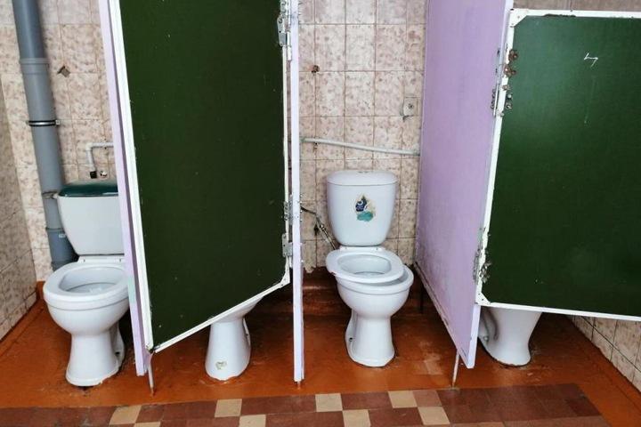 Забайкалье ждет федеральную субсидию на строительство теплых туалетов в школах