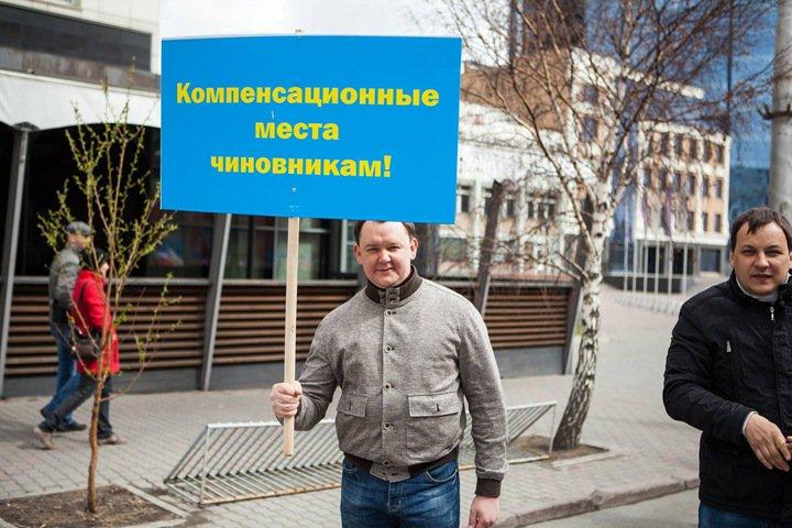 «Мы не взяли ни одной копейки»: обвиняемый в мошенничестве красноярский экс-депутат просит не лишать его свободы