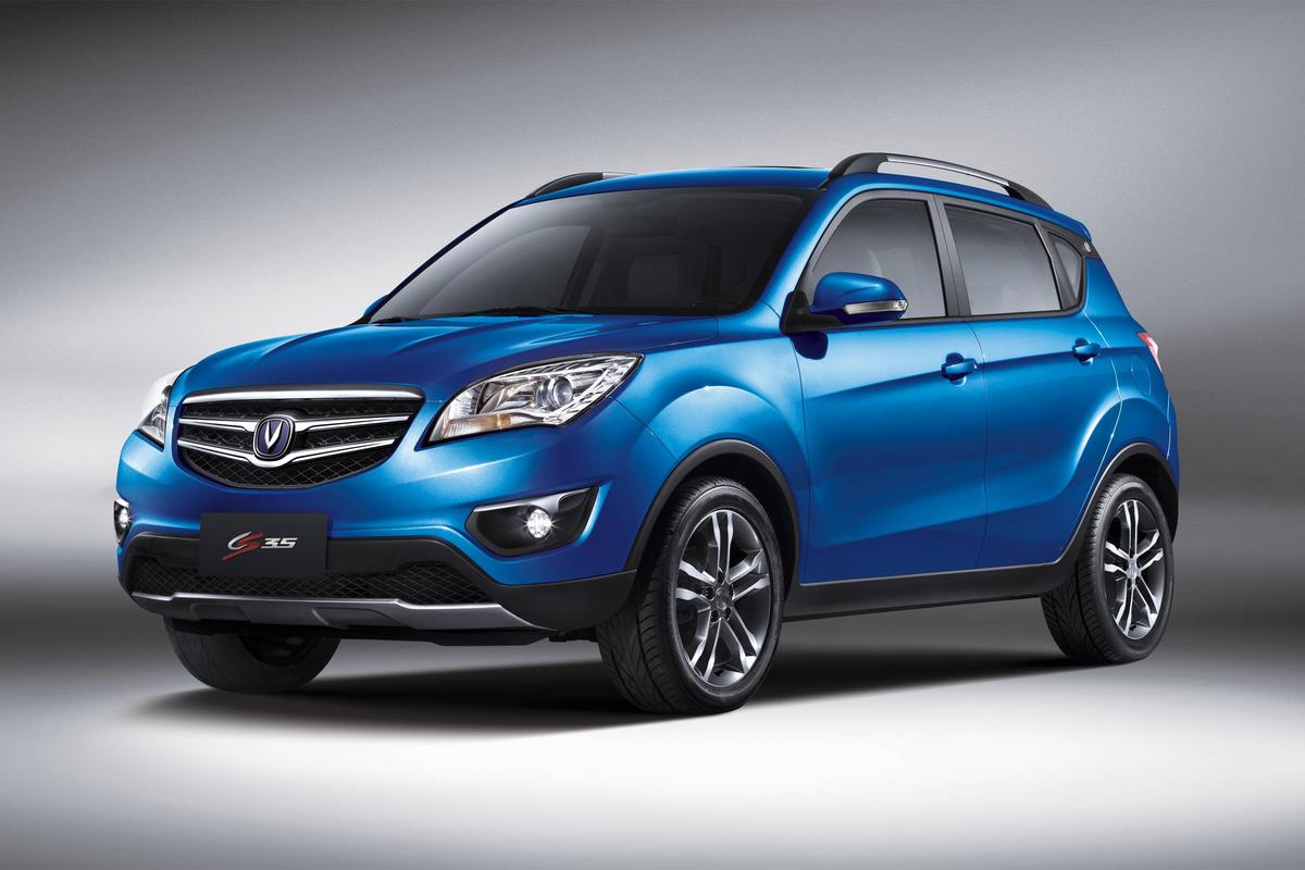 В 2020 году Changan выведет на российский рынок пикап, седан и новый кроссовер