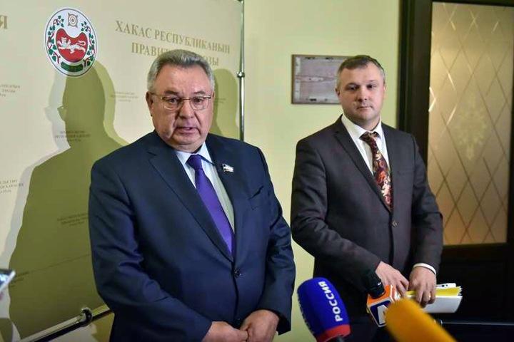 Ключевой заместитель главы Хакасии подал в отставку