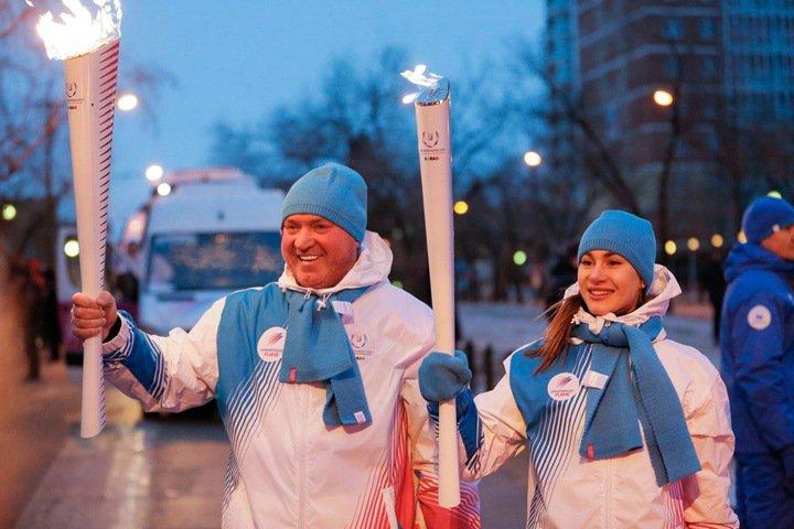 «Красноярсккрайгаз» требует два миллиона за обслуживание чаши Универсиады