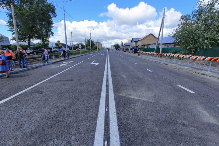 Мэрия Новосибирска открыла новую дорогу в левобережье