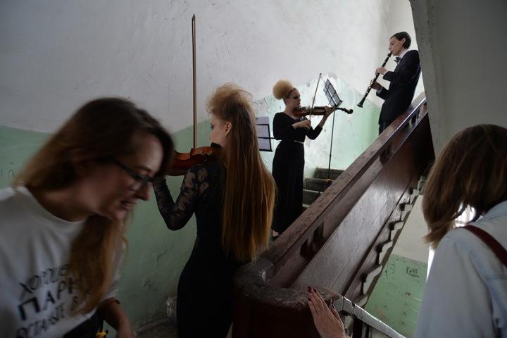 #ВПУТЬ: Три главных уличных спектакля Новосибирска