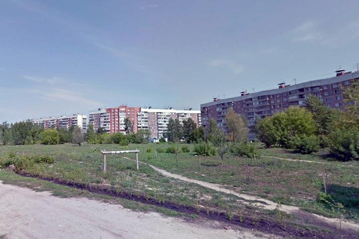 Часть сквера в новосибирском Академгородке предложили отдать под застройку