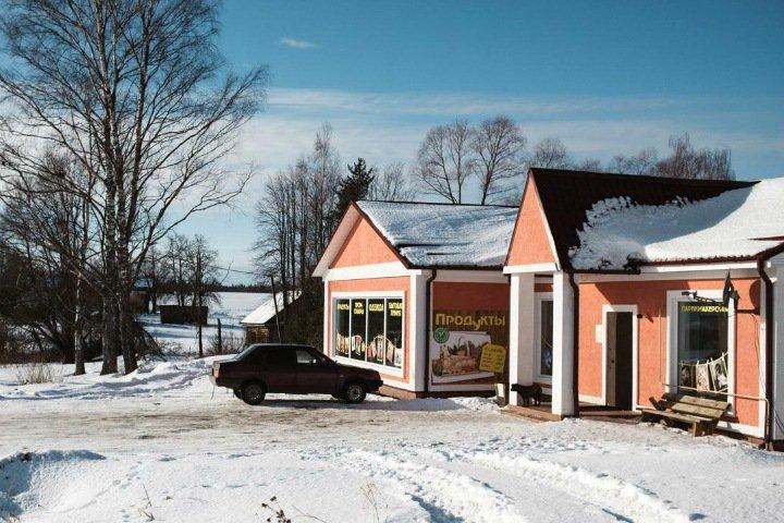 Как близкие Вячеслава Володина благоустраивают села, зарабатывают на майонезе и становятся святыми. Расследование Ивана Голунова