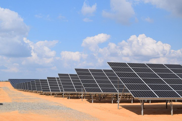 Строительство первых солнечных электростанций началось в Забайкалье
