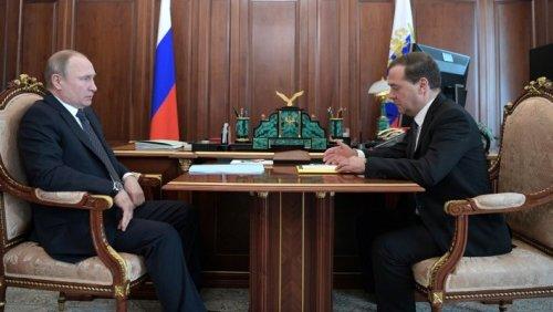 Владимир Путин заявил, что Россия сохраняет позитивные темпы экономического роста