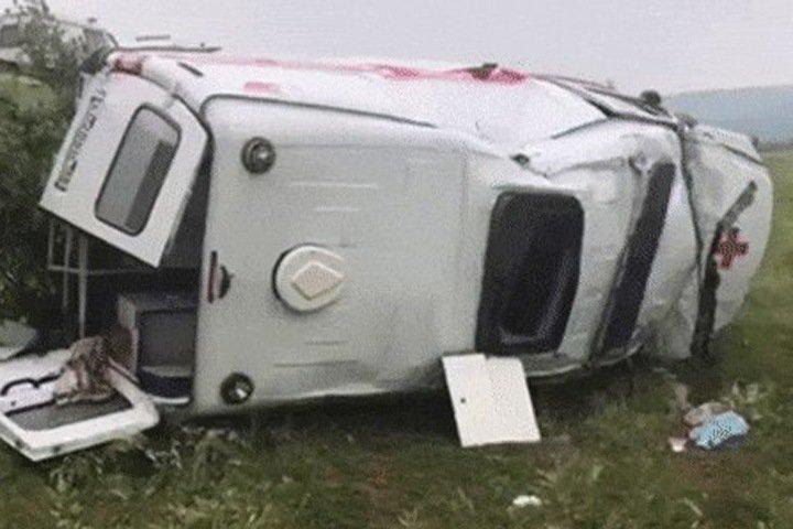 Беременная жительница Приангарья погибла из-за пьяного водителя скорой помощи
