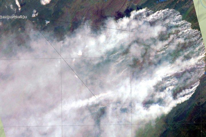 Режим «черного неба» ввели в Западной Сибири