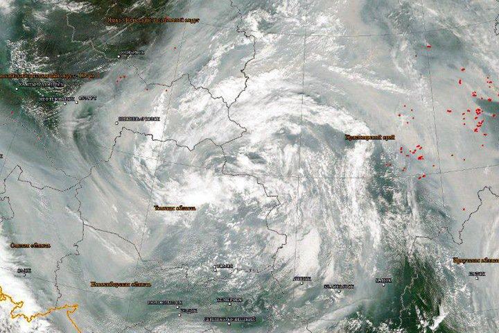 Эксперт WWF рассказал об опасности смога от пожаров в Сибири