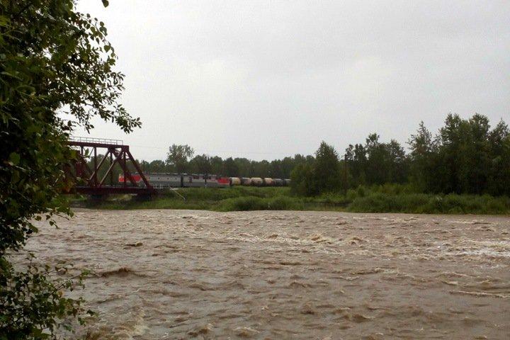 Власти пообещали, что отходы БЦБК во время паводка не попадут в Байкал