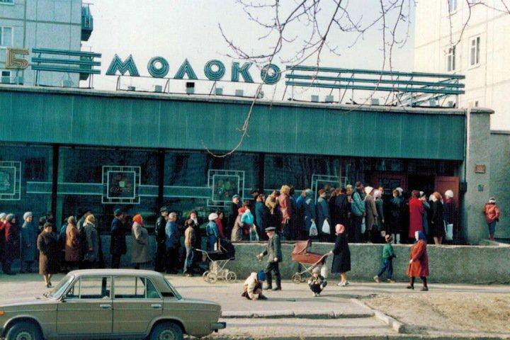Бумага против стекла: как молочные пакеты пришли в СССР