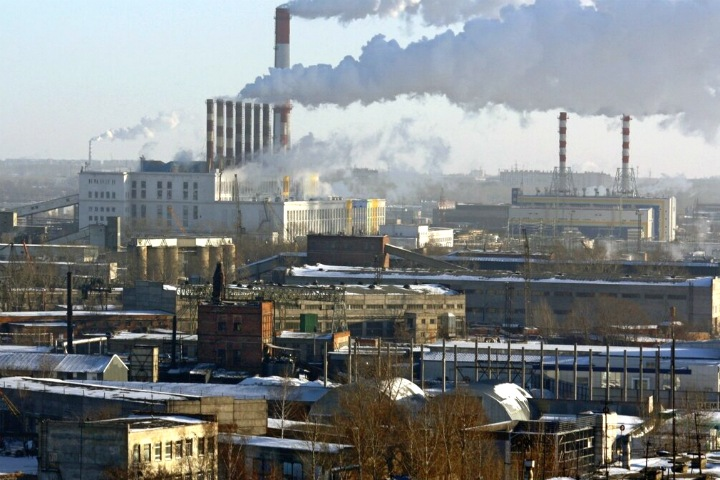 Moscow and St. Petersburg have the most toxic air in Russia