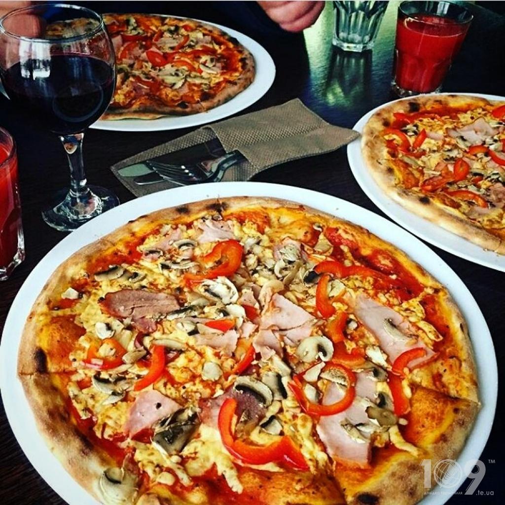 О самом важном в пиццерии