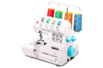 Покупка швейного оверлока для ателье в интернет-магазине softorg.com.ua
