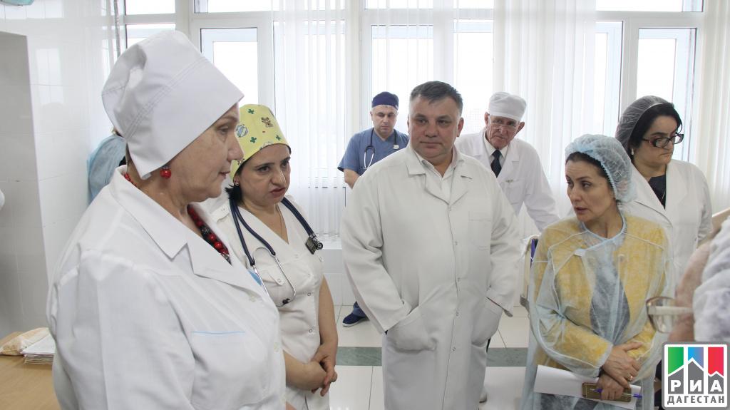 Обследование в Педиатрическом университете Санкт-Петербурга