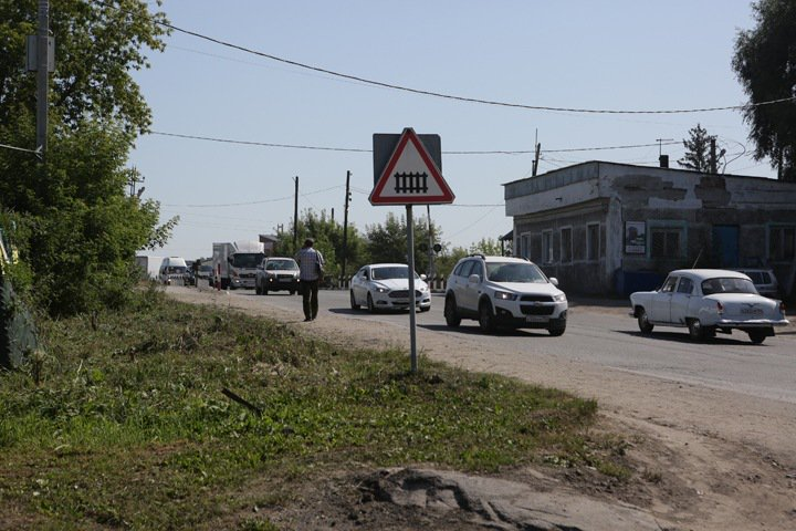 Мэрия Новосибирска расширит один из въездов в город