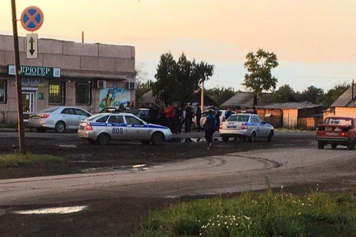 Порезавший двоих в кузбасском селе цыган арестован. Новые подробности конфликта
