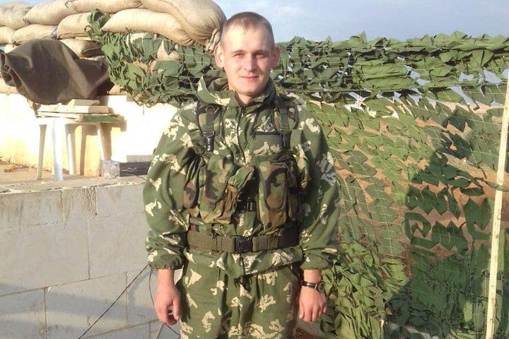Третий сын сержанта Левицкого