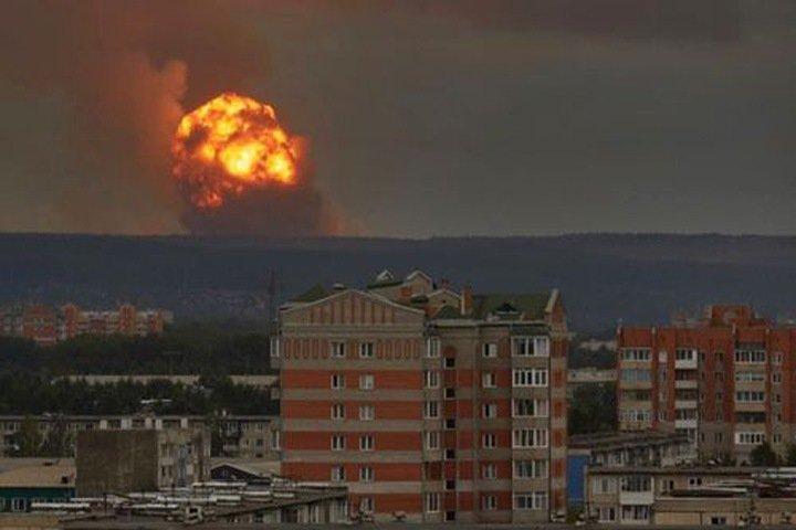 СК заявил о гибели одного человека при взрыве боеприпасов под Ачинском