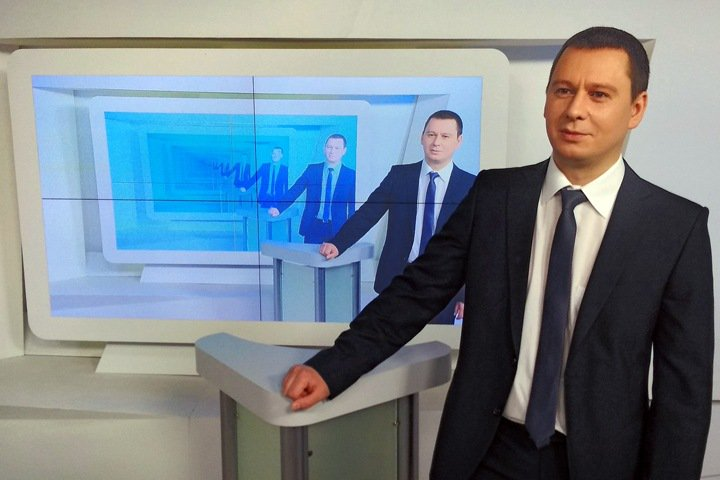 Потребовавший от Москвы потушить пожары журналист ТВ новосибирского правительства уволен