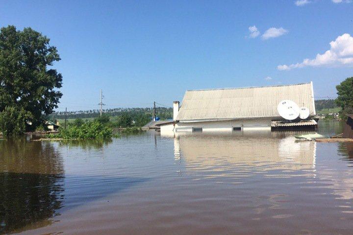 Иркутские ученые объяснили, как изменение климата привело к наводнению и пожарам