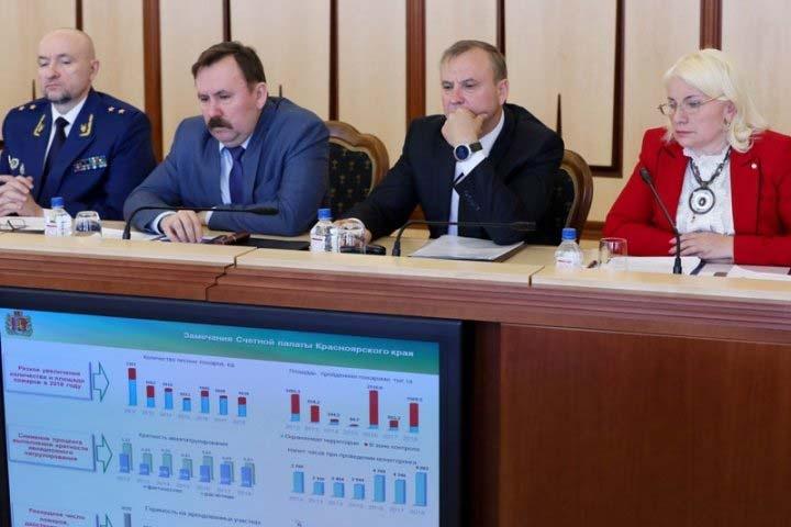 Экс-глава красноярской Счетной палаты оспаривает свое увольнение в суде