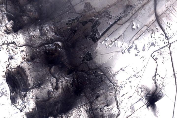 Настоящий Мордор: как выглядит Киселевск с высоты
