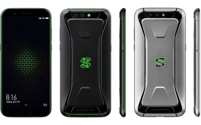 Геймерский смартфон Black Shark