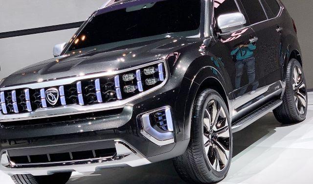 KIA – новые модели поступят на рынок в 2020 году