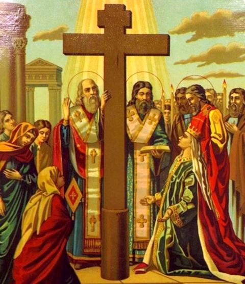 27 сентября — Воздвижение Креста Господня