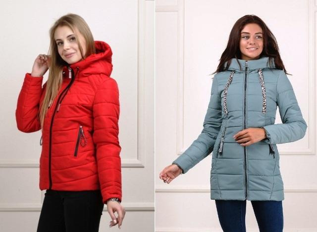 Удобная и недорогая одежда на осень и зиму