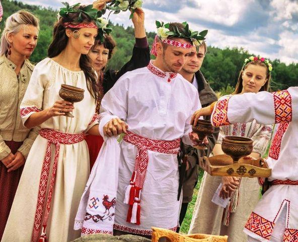 Свадебный сезон начинается осенью