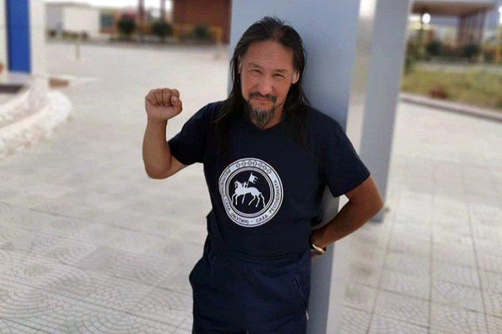 Задержанного шамана Габышева «доставили» в психиатрический диспансер